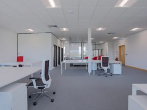 Cambridge Office Design and Fit Out