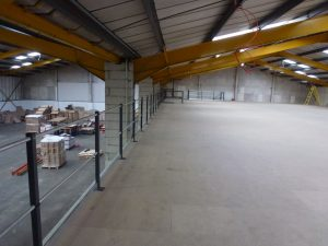 Godfrey's IT - Mezzanine Floor