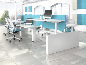 Office Furniture Sit Stand Desk