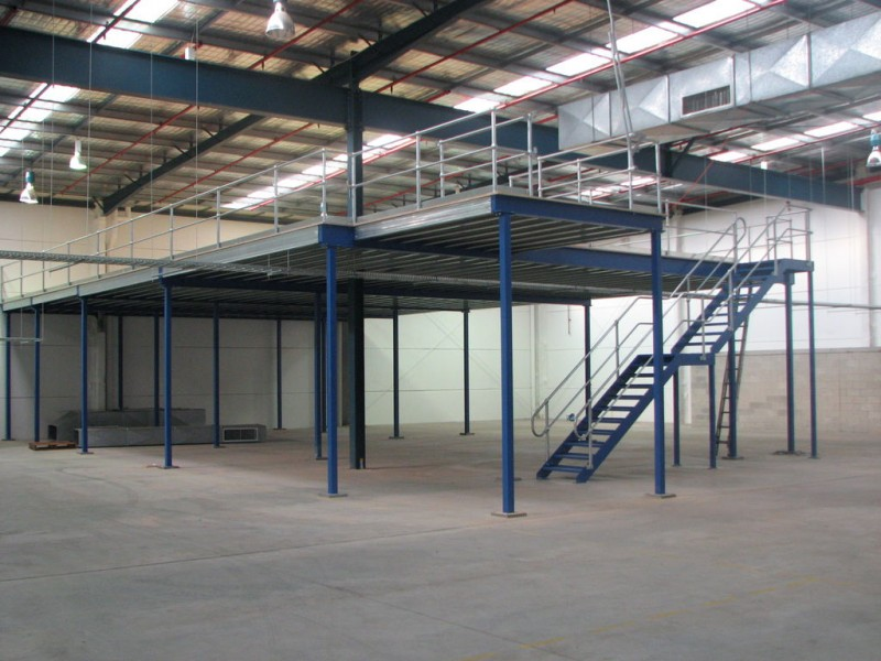 Mezzanine Floors Access Interiors