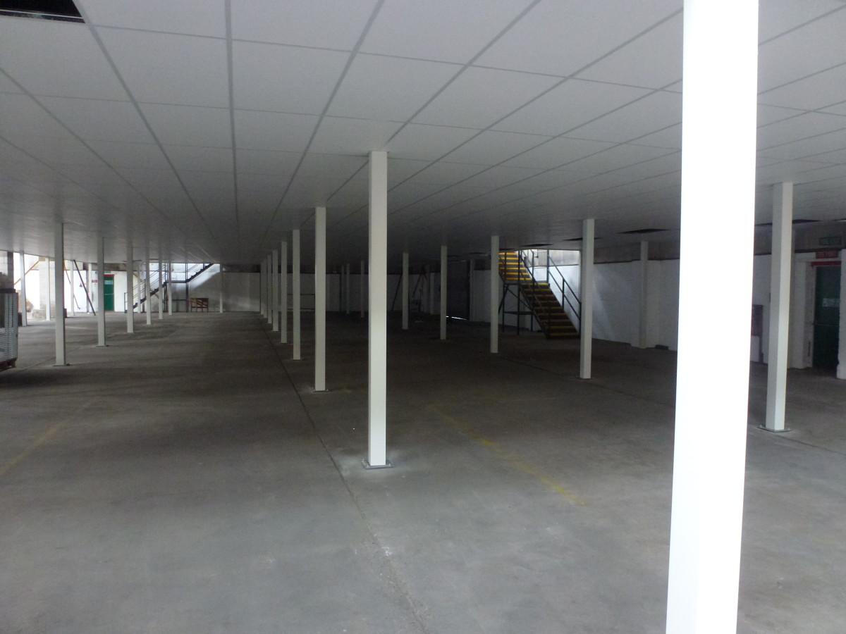 Fire Rated Suspension Ceiling