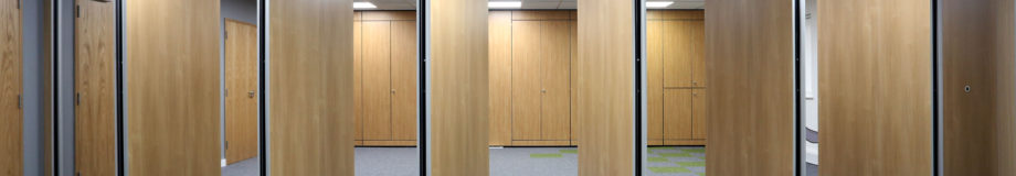 operable walls - access interios