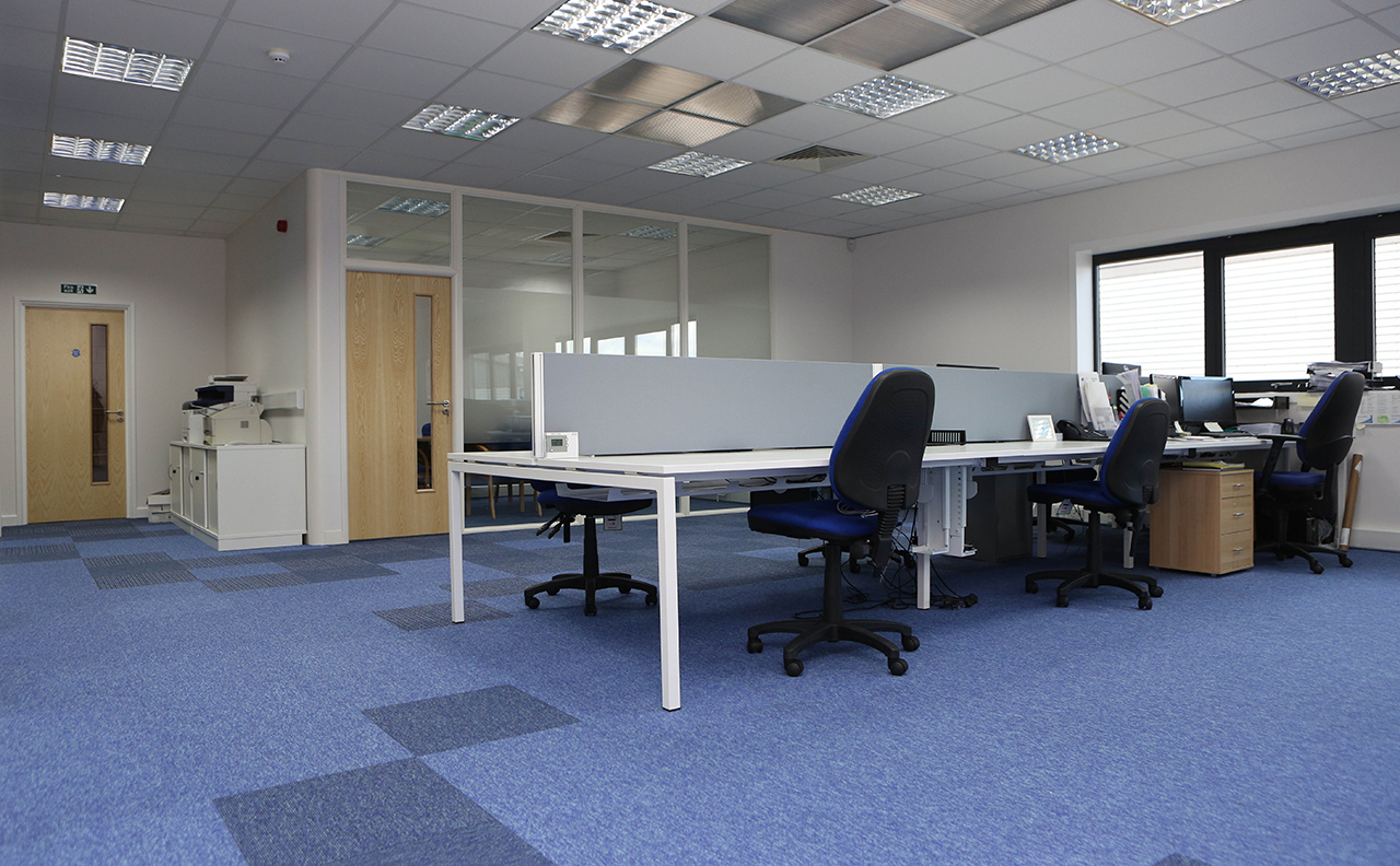 Carpet and Office Furniture