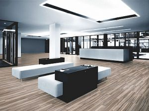 Office Flooring - Vinyl 1